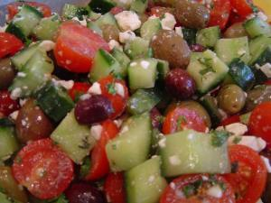 a-greek-salad