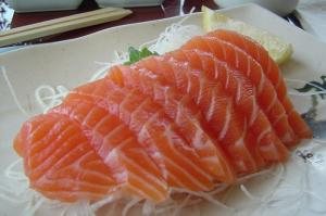 a-salmon-sashimi