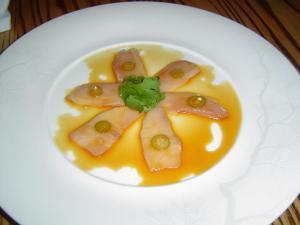 nobu-sashimi