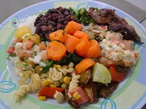 buffet-plate