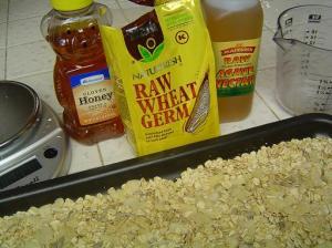granola-dried