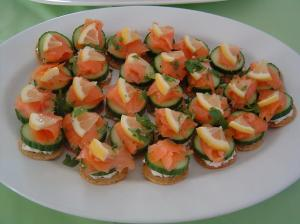 baby shower appetizer