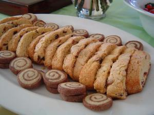 baby shower biscotti
