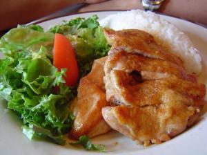 sawtelle chicken