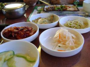korean bbq banchan