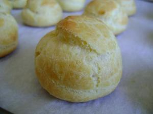 choux baked