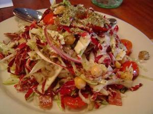 mozza salad