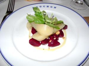 Bouchon beet salad