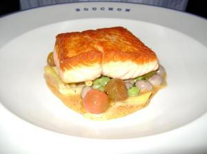 Bouchon salmon
