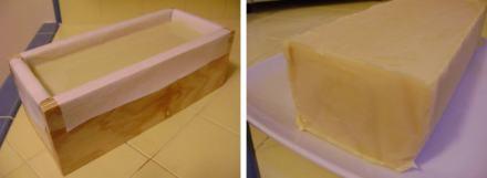 how to make handmade soap harder