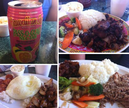 Hawaiian Getaway Aloha Food Factory Lavender And Olive